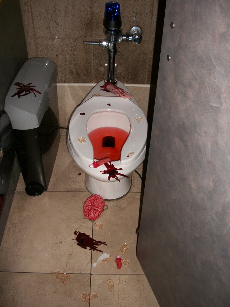 Halloween Bathroom Decor  1000 images about Halloween Bathroom Decor on Pinterest