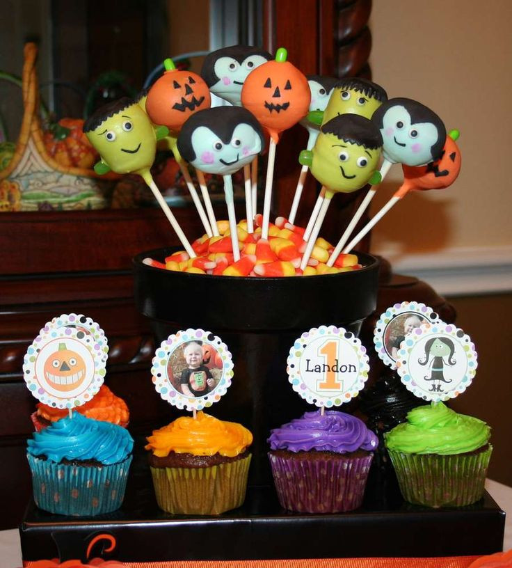 Halloween Bday Party Ideas  Best 25 Halloween first birthday ideas on Pinterest