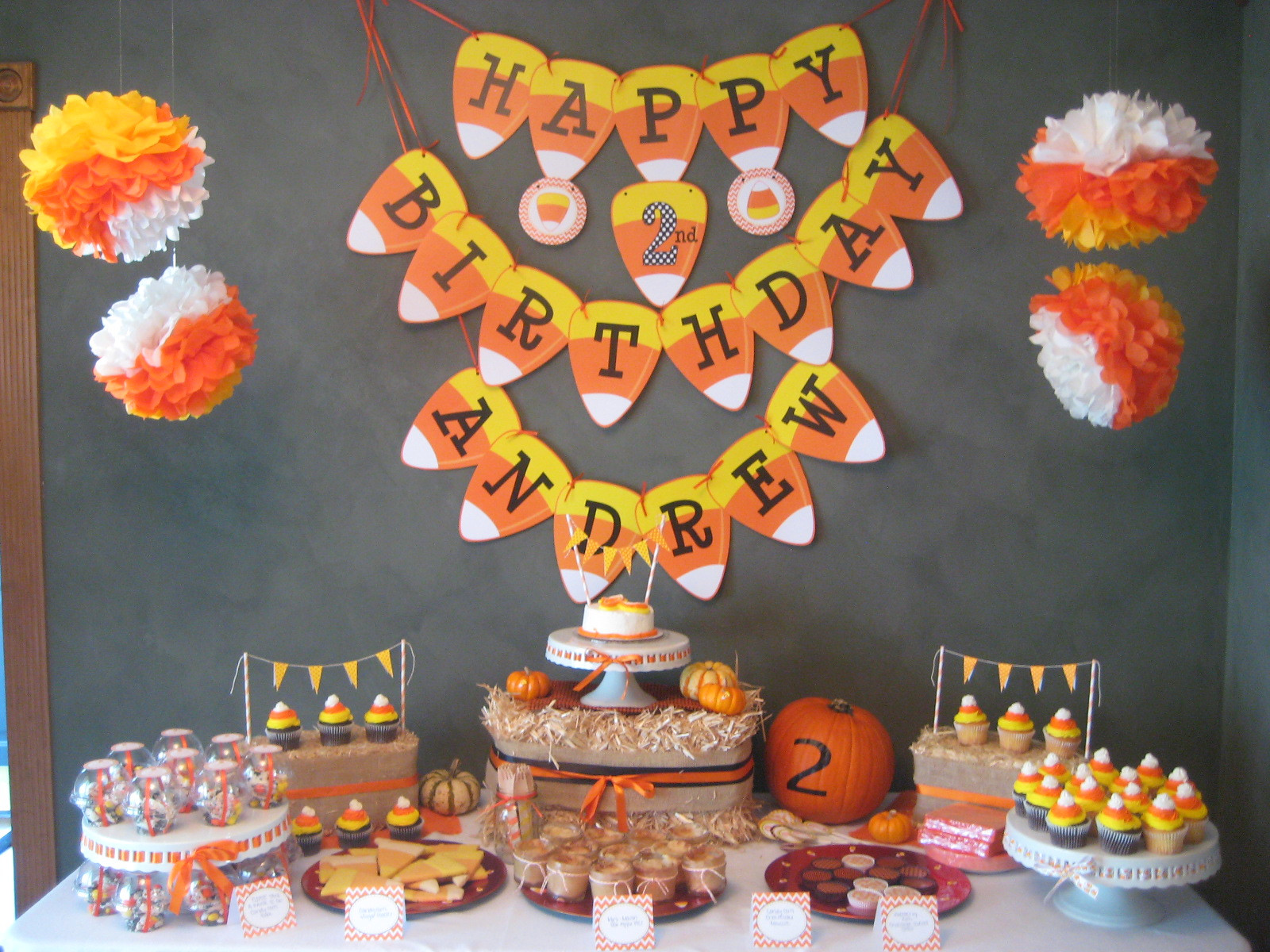 Halloween Bday Party Ideas  Latest and Greatest Friday 4 and Features