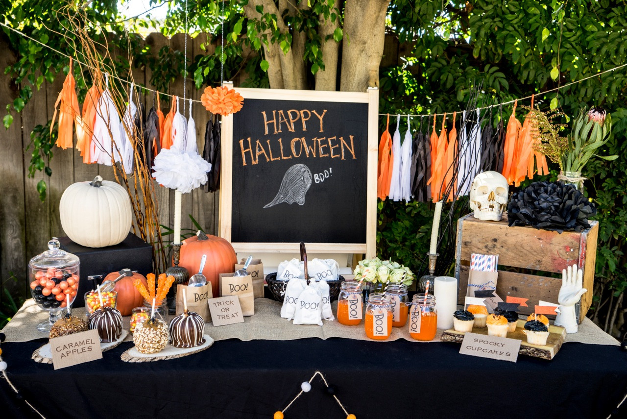 Halloween Bday Party Ideas  18 Halloween Birthday Party Ideas To Plan A Perfect e