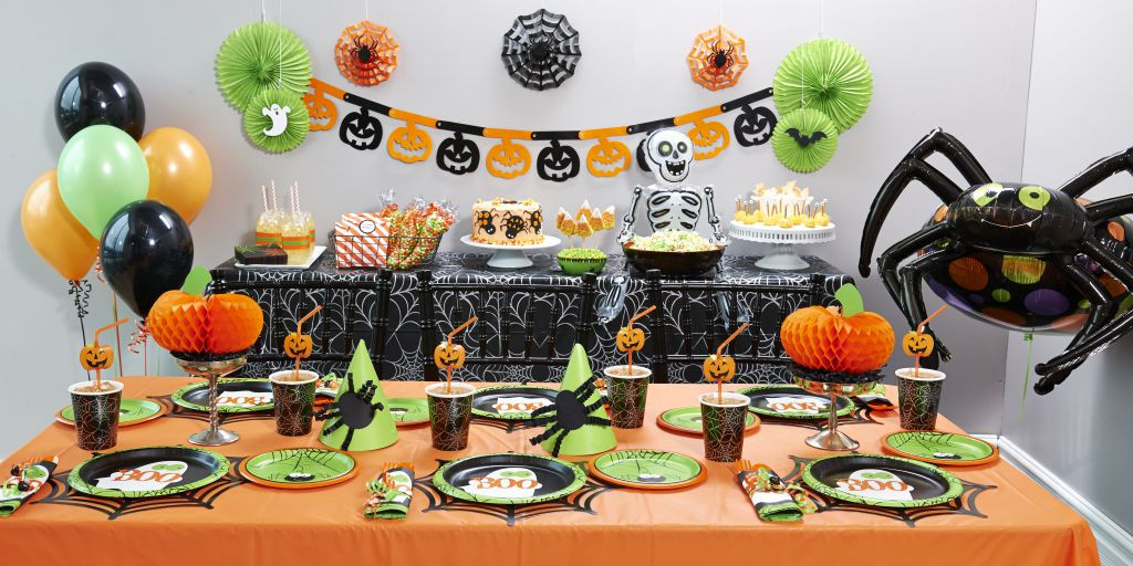 Halloween Bday Party Ideas  Halloween Birthday Party