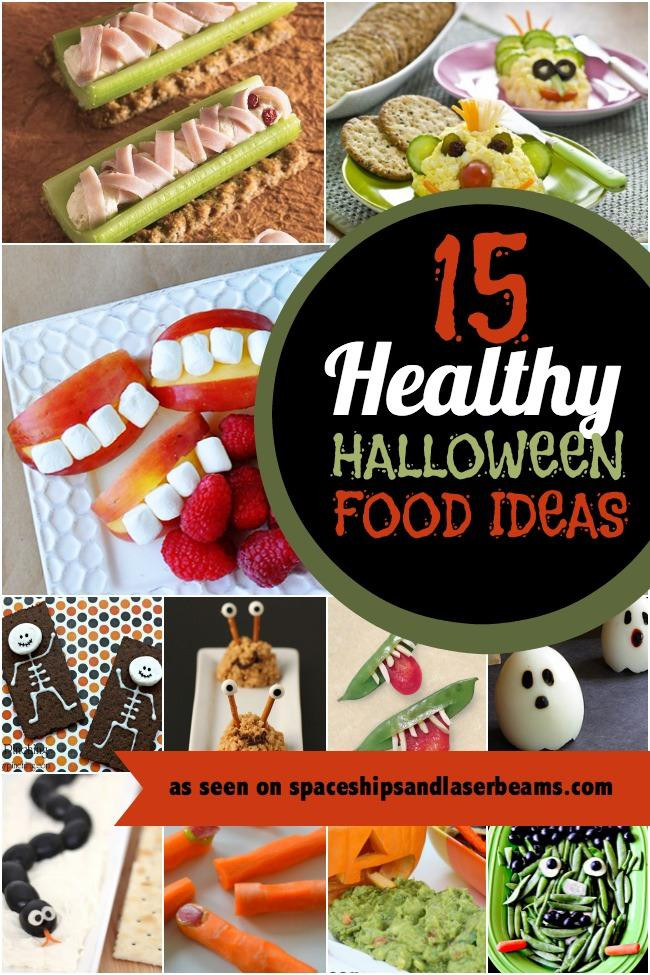 Halloween Children Party Ideas  15 Kids Healthy Party Food Ideas for Halloween