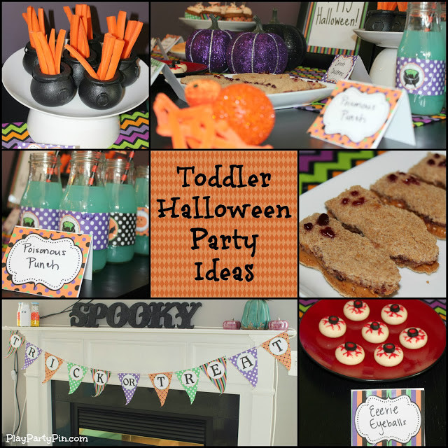 Halloween Children Party Ideas  A Halloween Party Idea Round Up Hoopla Events