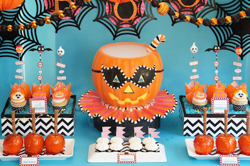Halloween Children Party Ideas  Fall Party Themes