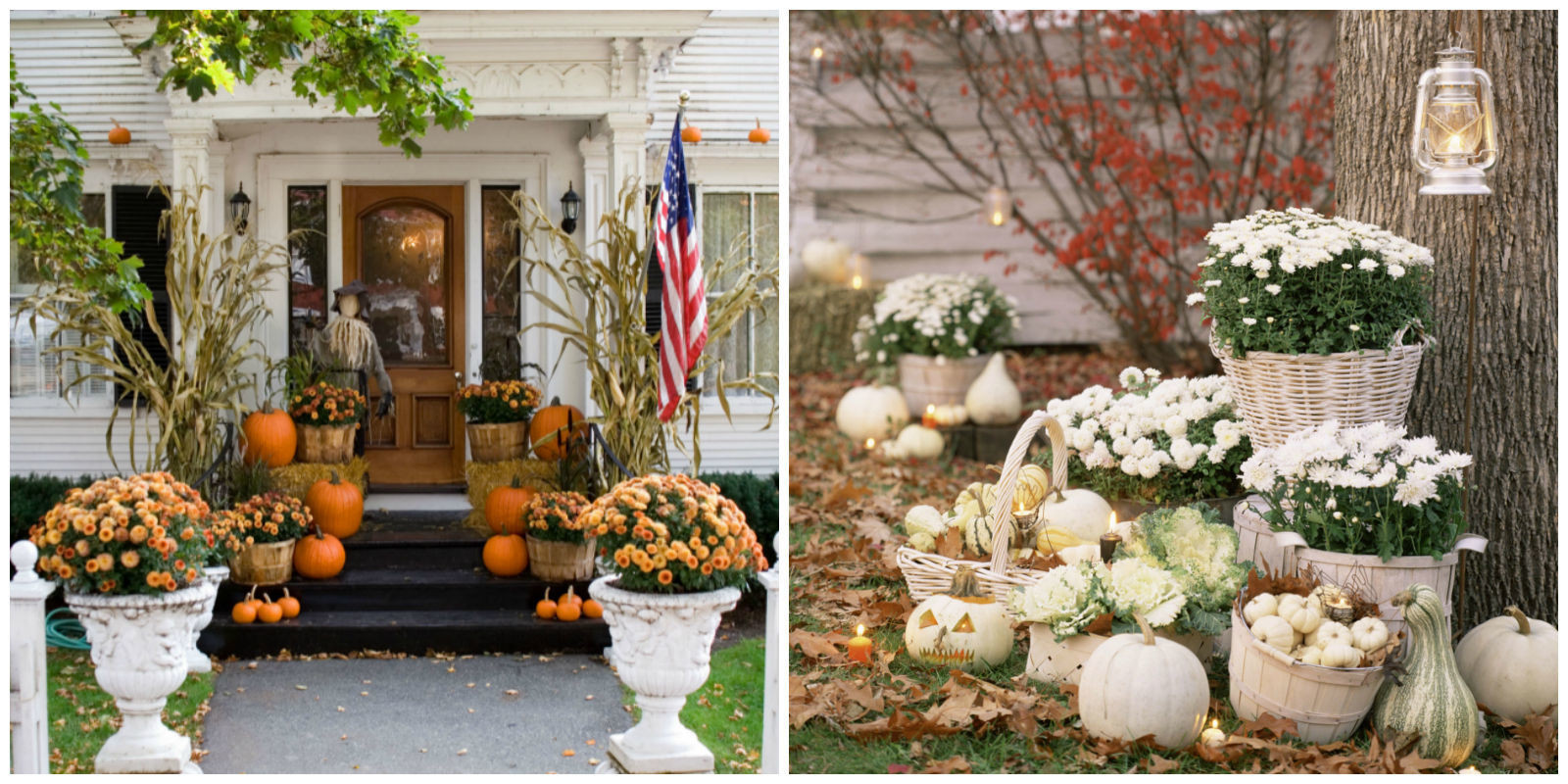 Halloween Decoration Outdoor  25 Outdoor Halloween Decorations Porch Decorating Ideas