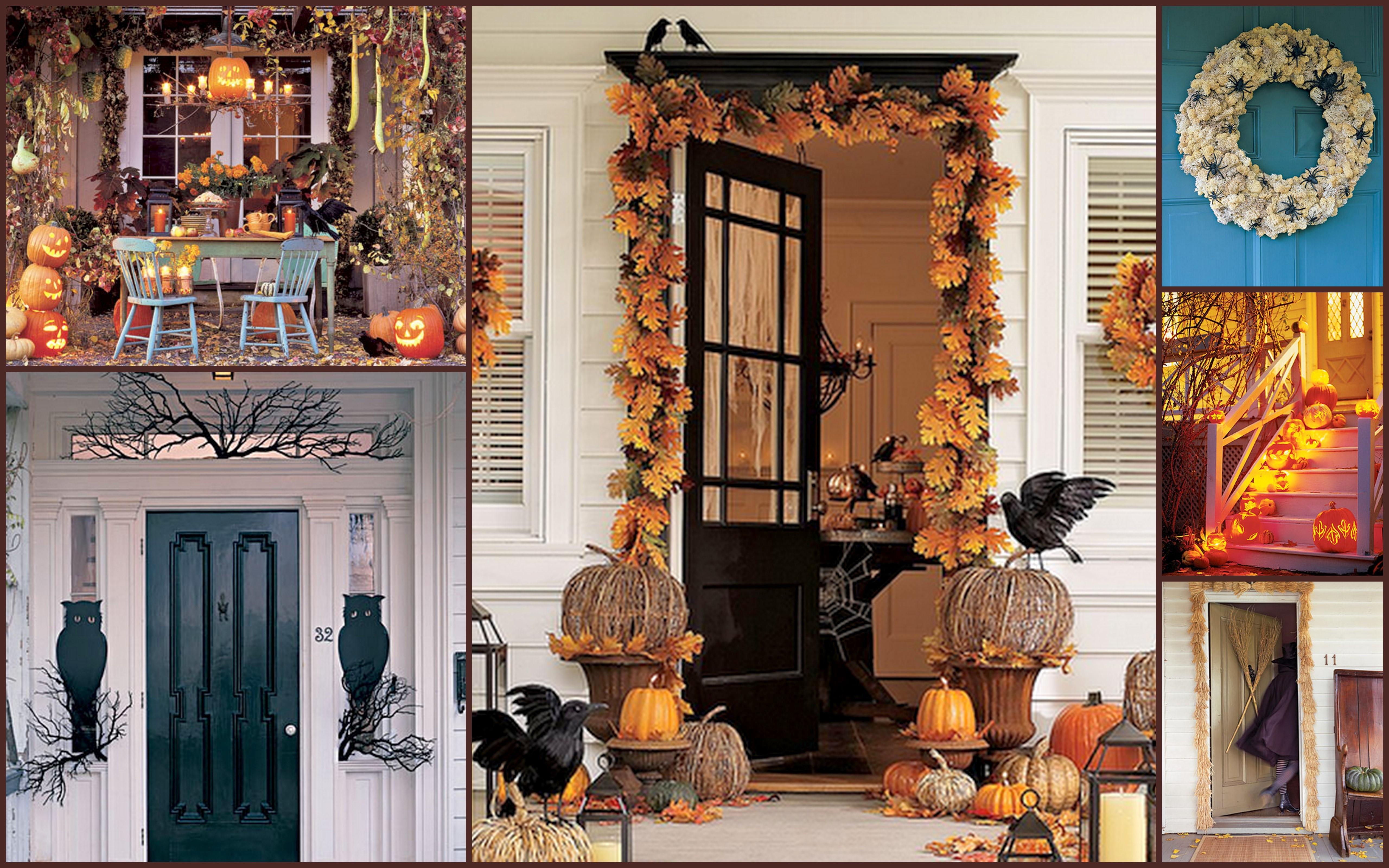Halloween Decoration Outdoor  October 2011