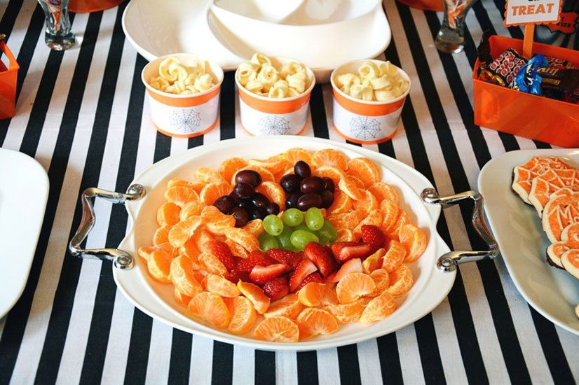Halloween Food Ideas For Kids Party  4 Easy DIY Kids Halloween Party Ideas