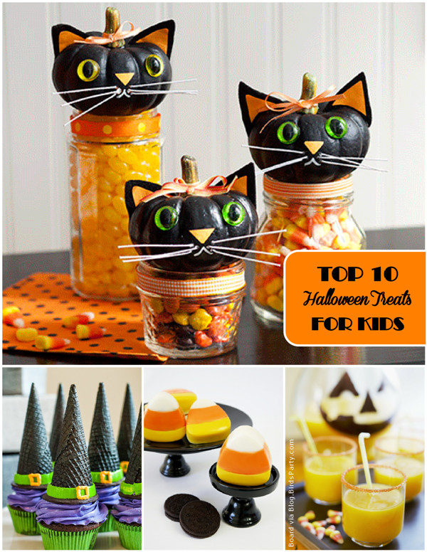 Halloween Food Ideas For Kids Party  Halloween Party Ideas