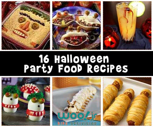 Halloween Food Ideas For Kids Party  Easy Halloween Treats Easy Halloween Party Food