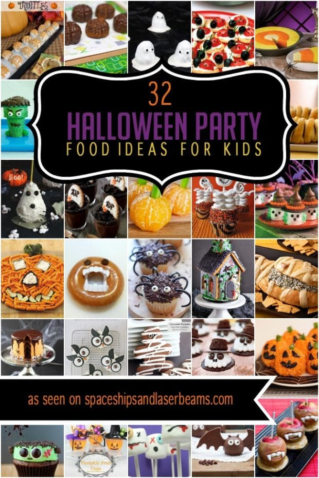 Halloween Food Ideas For Kids Party  32 Halloween Party Food Ideas