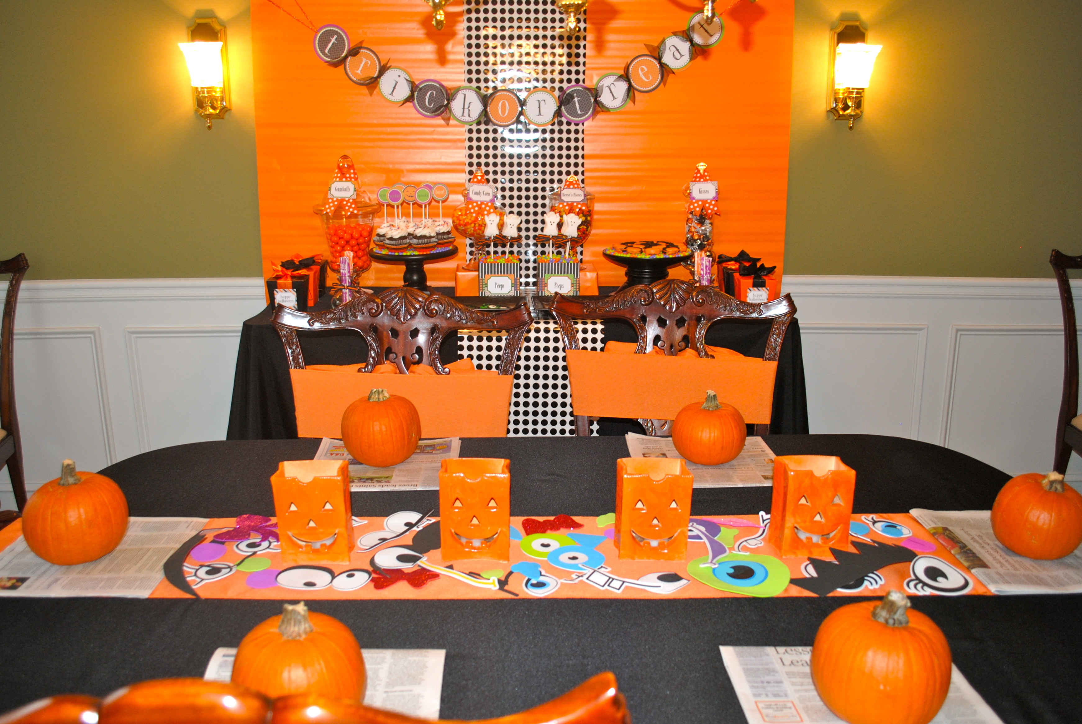 Halloween Ideas For Kids Party  Halloween Party Ideas For Kids 2019 With Daily