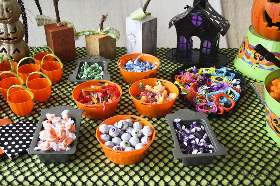 Halloween Ideas For Kids Party  Kids Halloween Party Ideas Honeybear Lane