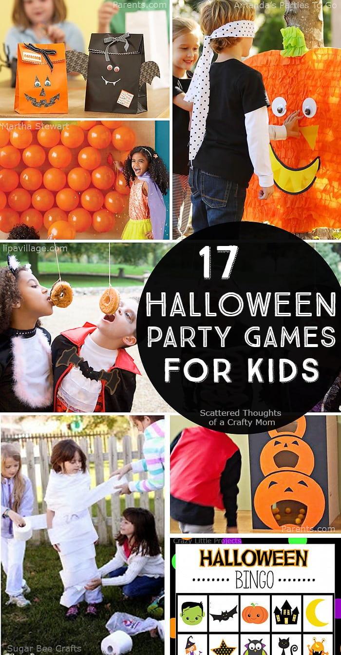 Halloween Ideas For Kids Party  22 Halloween Party Games for Kids