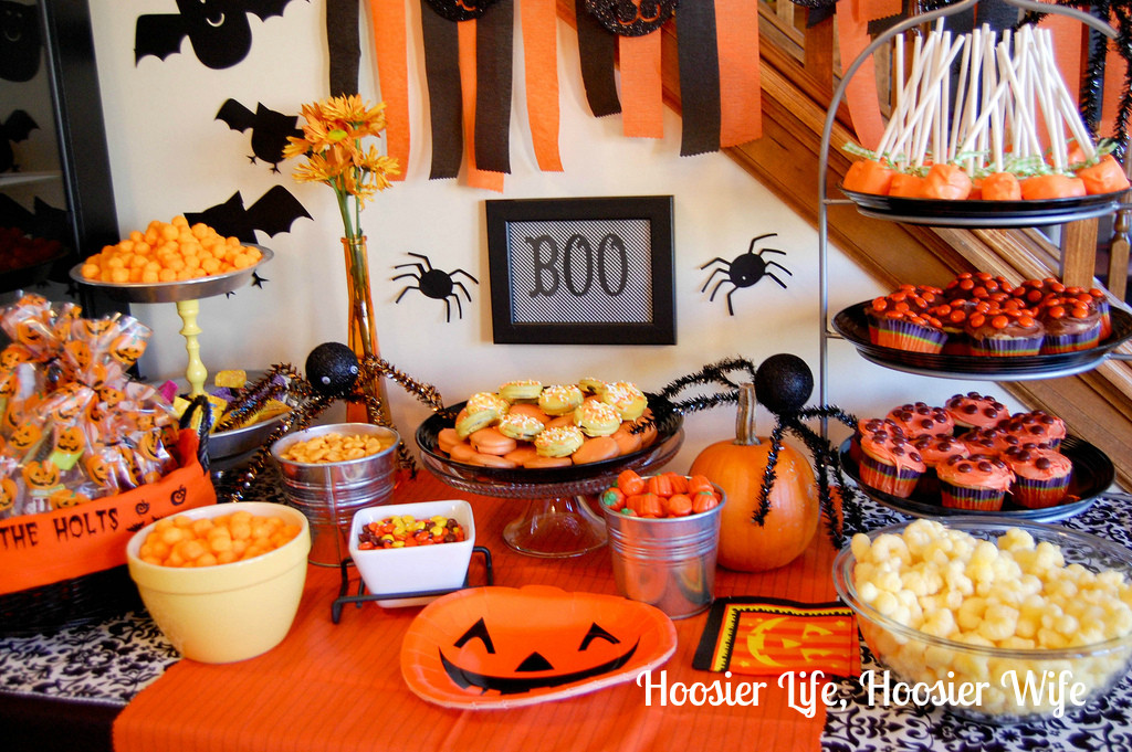 Halloween Ideas For Kids Party  Kids Halloween Party Decorations – Festival Collections