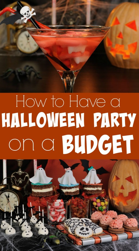 Halloween Ideas For Party  Halloween Party on a Bud