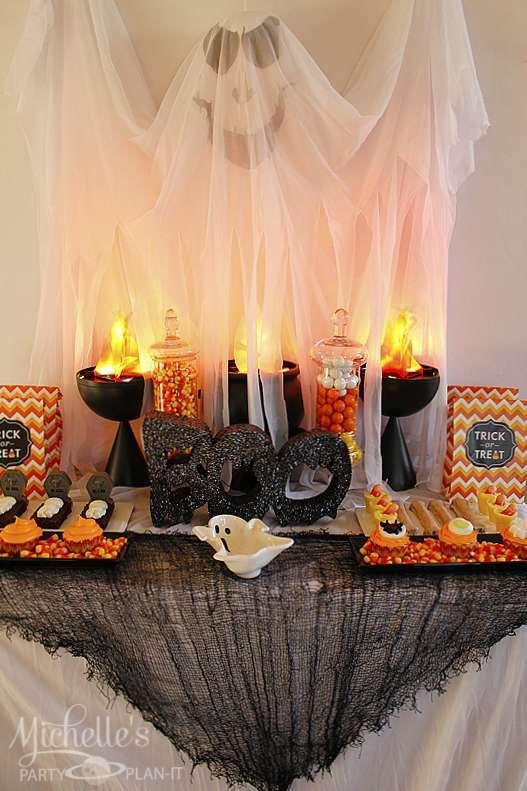 Halloween Ideas For Party  17 Best ideas about Kids Halloween Parties on Pinterest