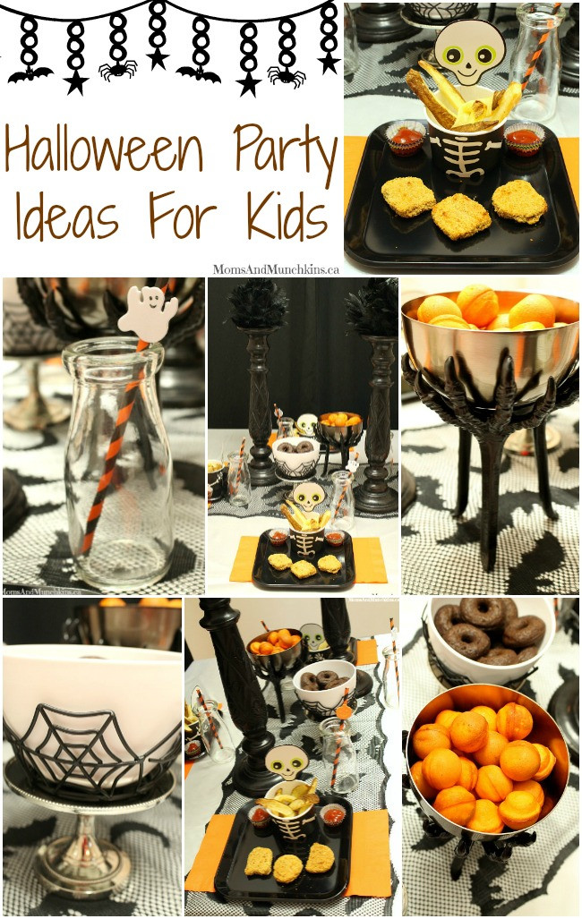 Halloween Ideas For Party  Halloween Party Ideas For Kids Moms & Munchkins