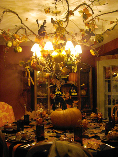 Halloween Ideas For Party  Halloween Party Decorations