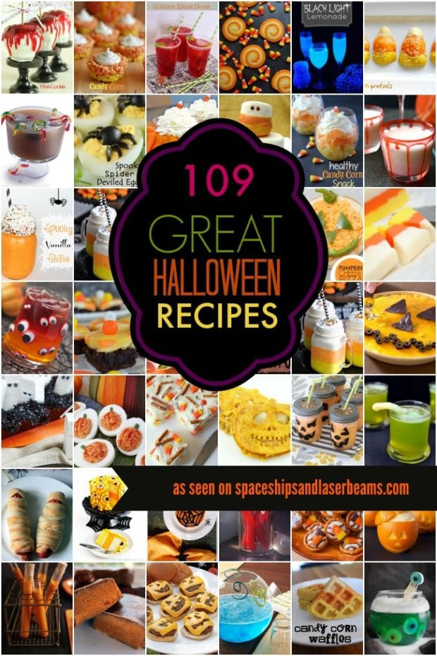 Halloween Kids Party Food Ideas  Kids Party Food Ideas 109 Halloween Recipes