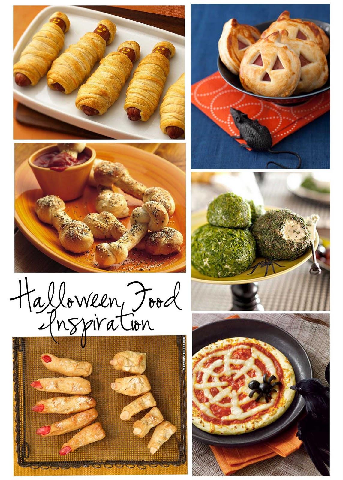Halloween Kids Party Food Ideas  Room to Inspire Spooky Food Ideas