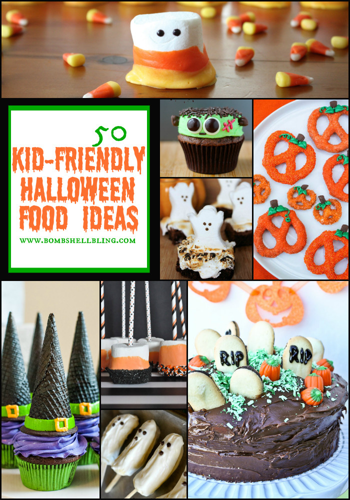 Halloween Kids Party Food Ideas  Halloween Food Ideas 50 Kid Friendly Options for the