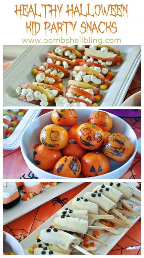 Halloween Kids Party Food Ideas  40 Kid Halloween Food Ideas