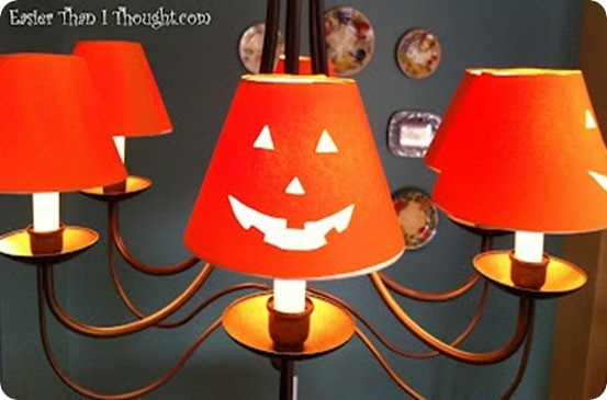 Halloween Lamp Shade Covers  10 MORE Knock fs for Halloween
