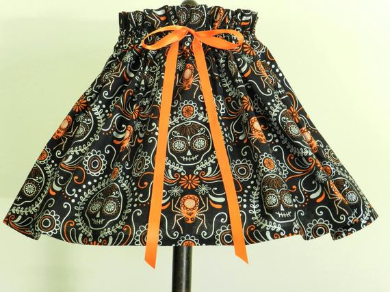 Halloween Lamp Shade Covers  Items similar to Halloween Decoration Day of the Dead