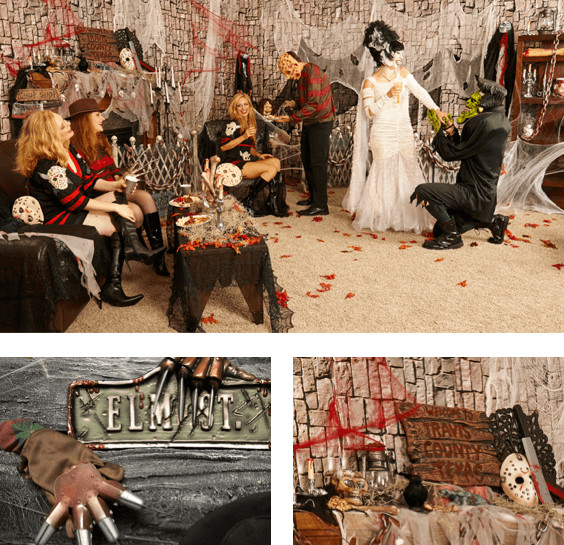 Halloween Movie Party Ideas  Orange List Hot Costume and Party Halloween Trends for