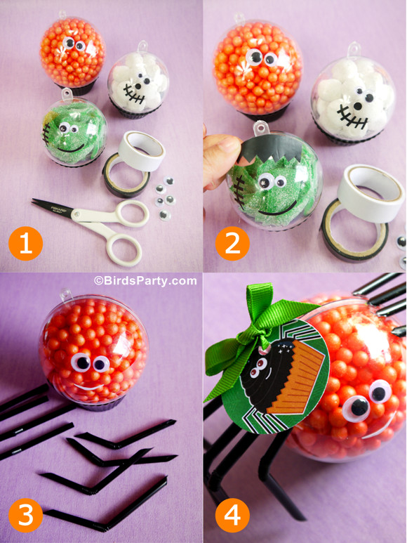 Halloween Party Craft Ideas  Halloween Kids Crafts