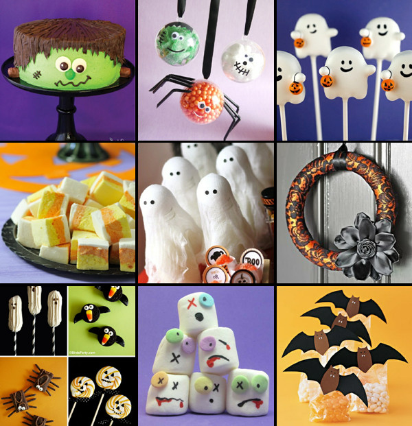 Halloween Party Craft Ideas  Last Minute Halloween Crafts and Party Ideas Party Ideas