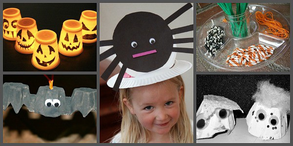 Halloween Party Craft Ideas  Over 20 Easy Halloween Party Ideas for Kids Buggy and Buddy