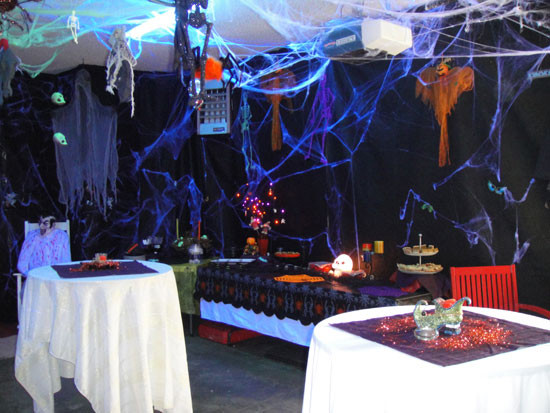 Halloween Party Decoration Ideas Adults  The Neat Retreat Taking Halloween To The Extreme