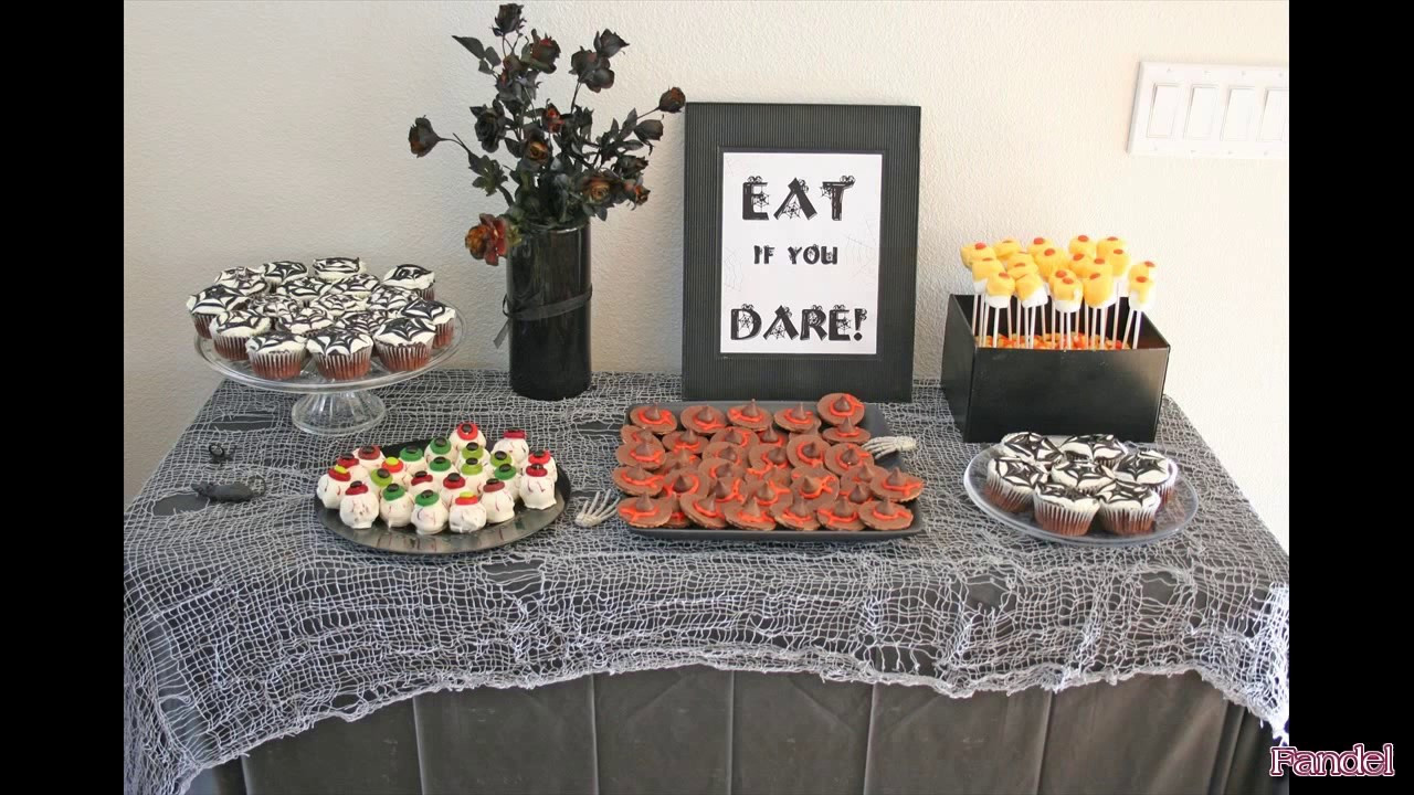 Halloween Party Decoration Ideas Adults  Halloween Party Decoration Ideas Adults