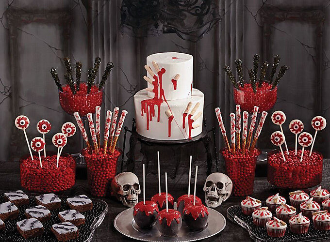 Halloween Party Decorations Ideas For Adults  Halloween Recipes