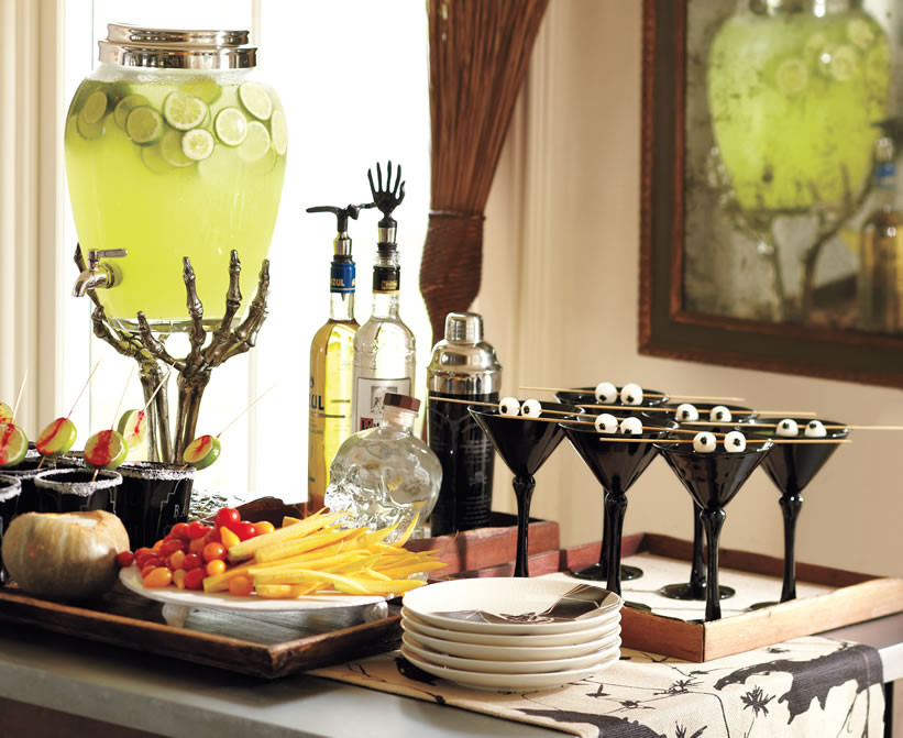Halloween Party Decorations Ideas For Adults  Halloween Party Ideas Godfather Style