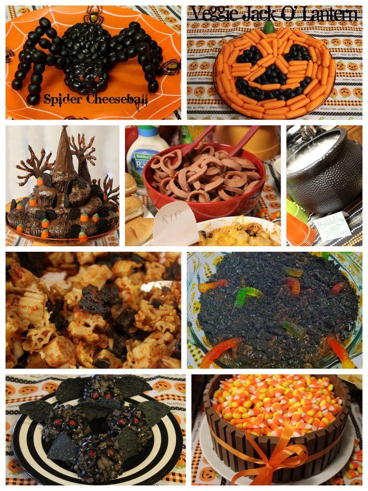 Halloween Party Food Ideas Pinterest  halloween food Halloween Party Food Halloween