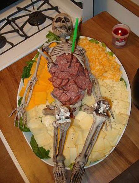 Halloween Party Food Ideas Pinterest  17 Best ideas about Halloween Foods on Pinterest