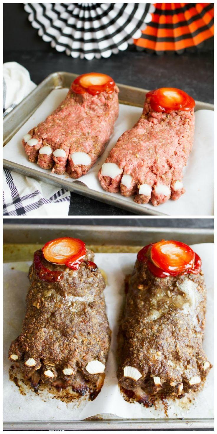 Halloween Party Food Ideas Pinterest  Best 25 Halloween dinner ideas on Pinterest