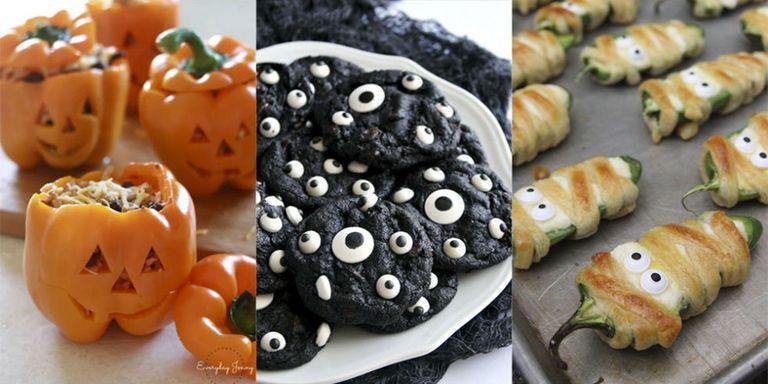 Halloween Party Food Ideas Pinterest  18 Halloween party food ideas easy Halloween recipes