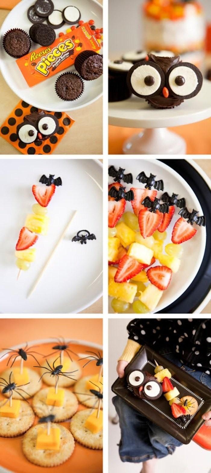 Halloween Party Food Ideas Pinterest  25 best ideas about Halloween Party Foods on Pinterest