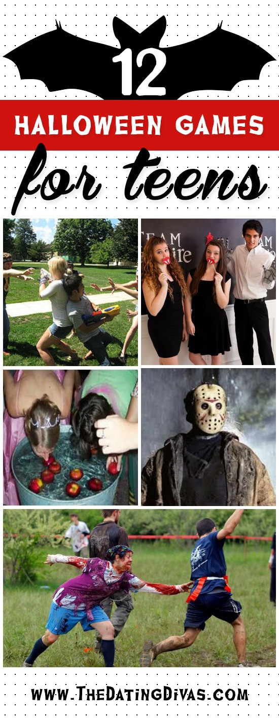 Halloween Party Games Ideas For Teenagers  66 Halloween Games for the Whole Family