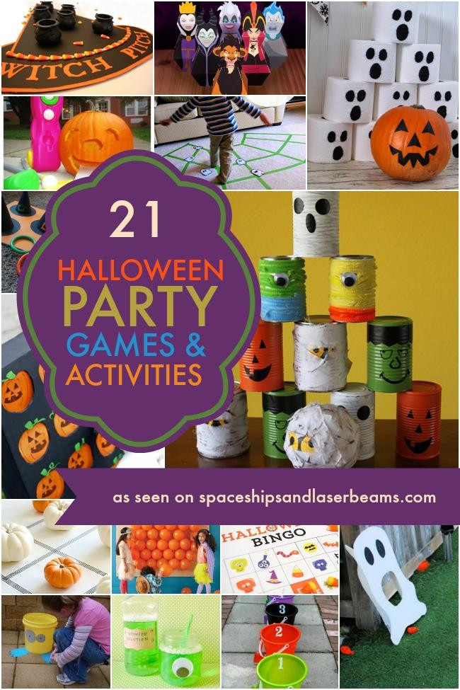 Halloween Party Games Ideas For Teenagers  21 Halloween Party Games Ideas & Activities Spaceships