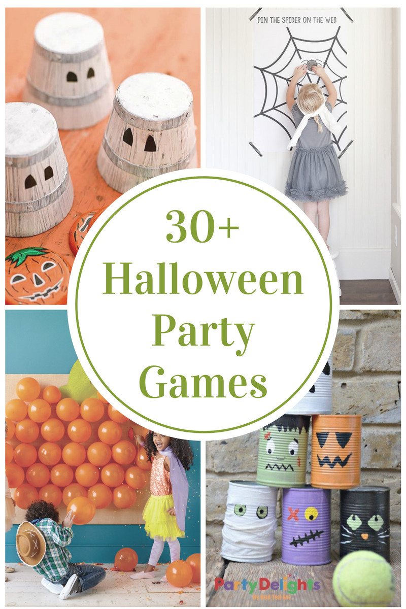 Halloween Party Games Ideas For Teenagers  Halloween Party Games for Kids The Idea Room