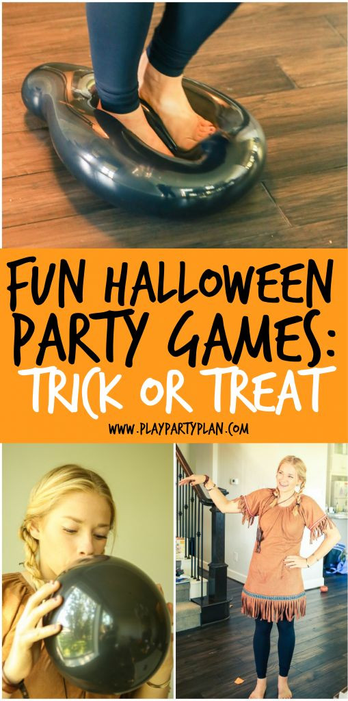 Halloween Party Games Ideas For Teenagers  25 best ideas about Halloween games adults on Pinterest