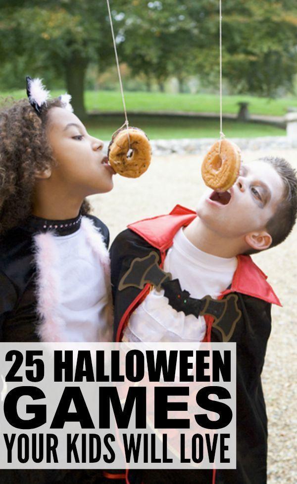 Halloween Party Games Ideas For Teenagers  Best 25 Halloween scavenger hunt ideas on Pinterest
