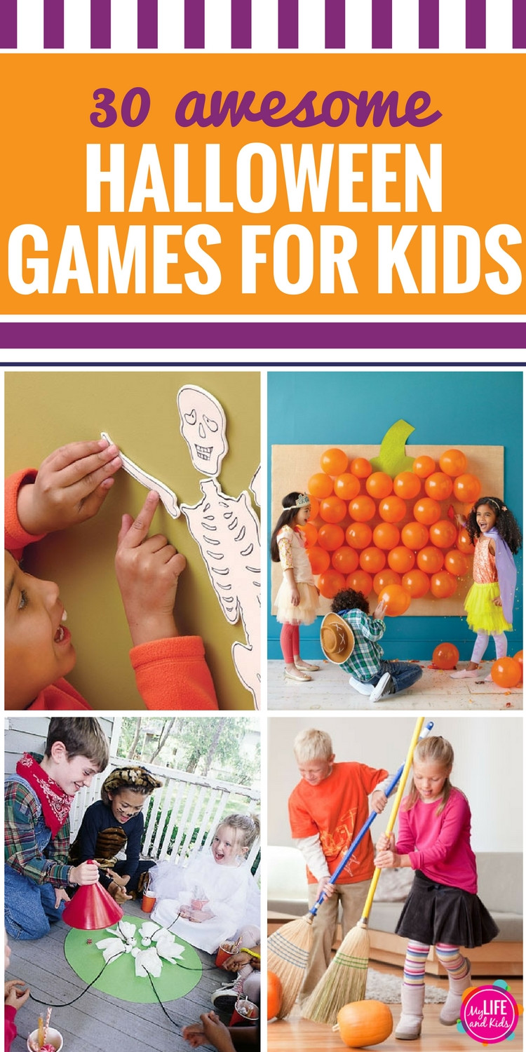 Halloween Party Games Ideas For Teenagers  30 Awesome Halloween Games for Kids