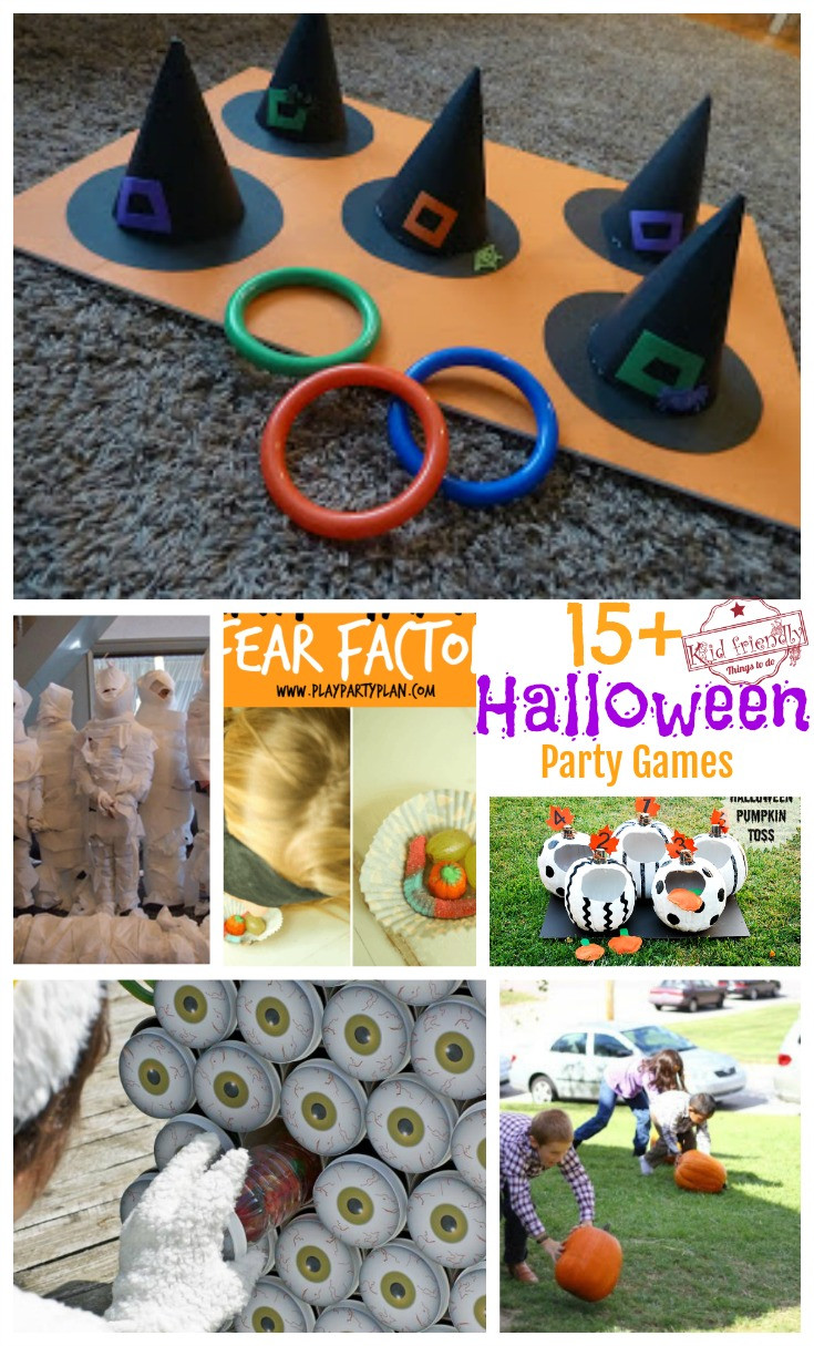 Halloween Party Games Ideas For Teenagers  Over 15 Super Fun Halloween Party Game Ideas for Kids and