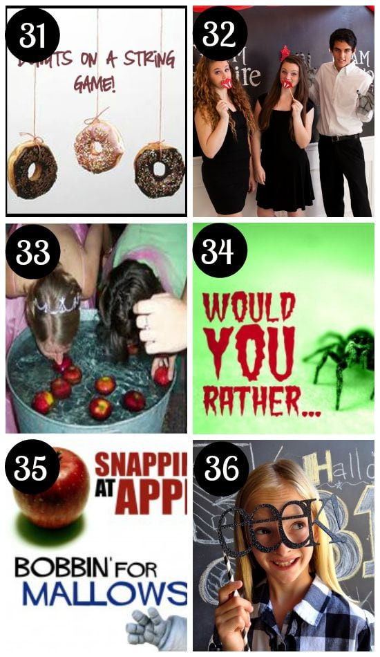 Halloween Party Games Ideas For Teenagers  66 Halloween Games for the Whole Family The Dating Divas