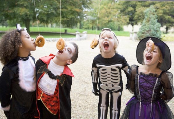 Halloween Party Games Ideas For Teenagers  Halloween Games Fun Halloween Party Games for All Ages